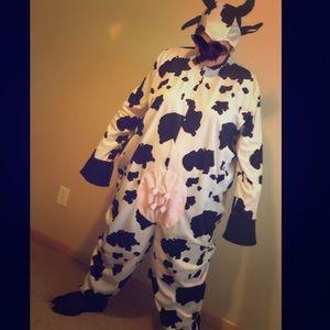 Cow custome